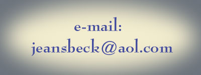 e-mail to jeansbeck (at) aol (dot) com